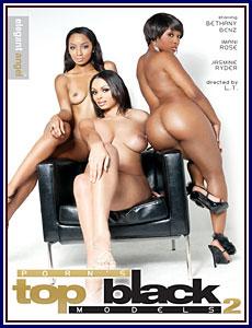 Porn's Top Black Models 2 Porn DVD