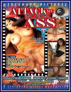 Attack My Black Ass 2 Porn DVD