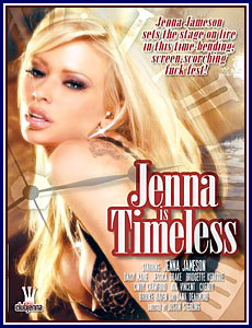 Jenna is Timeless Porn DVD