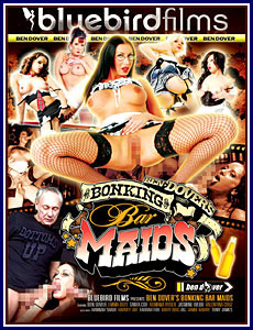 Ben Dover's Bonking Barmaids Porn DVD