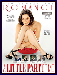 A Little Part Of Me Porn DVD