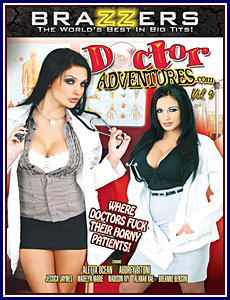 Doctor Adventures.com 9 Porn DVD