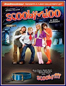 Scooby Doo A XXX Parody Porn DVD