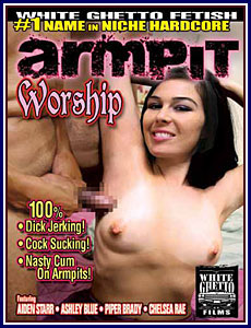 Armpit Worship Porn DVD