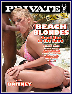 Best By Private Beach Blondes Porn DVD