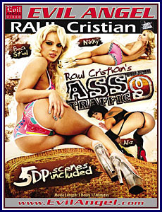 Ass Traffic 9 Porn DVD