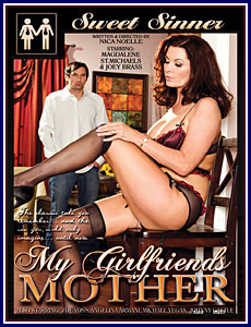 My Girlfriends Mother Porn DVD