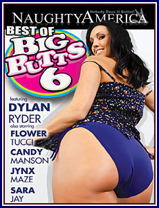 Best of Big Butts 6 Porn DVD