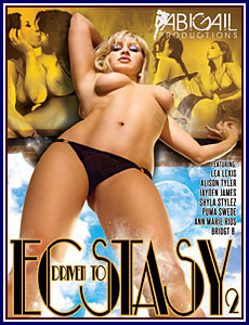 Driven to Ecstasy 2 Porn DVD