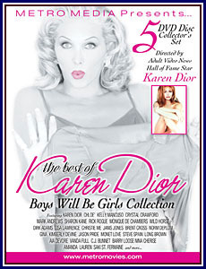 Best of Karen Dior Porn DVD
