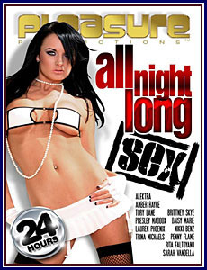 All Night Long Sex Porn DVD