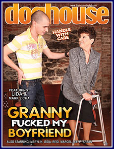 Granny Fucked My Boyfriend Porn DVD