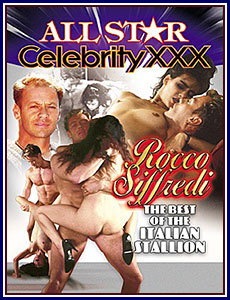 All Star Celebrity XXX Rocco Siffredi Porn DVD