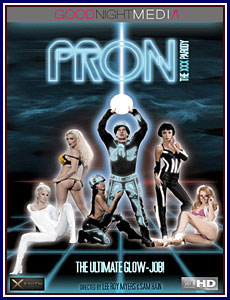 Pron The XXX Parody Porn DVD