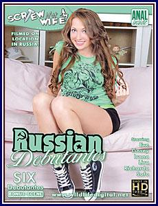 Russian Debutantes Porn DVD