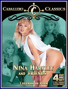 Nina Hartley and Friends Porn DVD