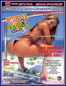 Bend Over Brazilian Babes 3 Porn DVD