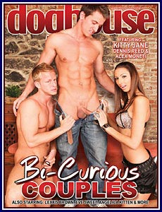 Bi-Curious Couples Porn DVD