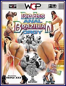 Big Ass Anal Brazilian Orgy Porn DVD