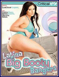 Latina Big Booty Bangers Porn DVD