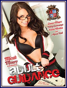 Adult Guidance Porn DVD