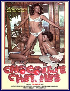 Chocolate Cherries Porn DVD