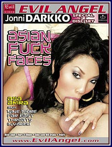 Asian Fuck Faces Porn DVD