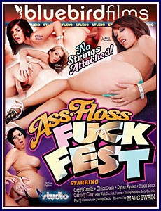 Ass Floss Fuckfest Porn DVD