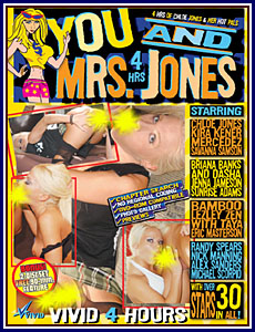 You And Mrs Jones Porn DVD