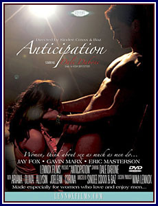 Anticipation Porn DVD