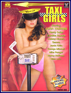 Taxi Girls Porn DVD