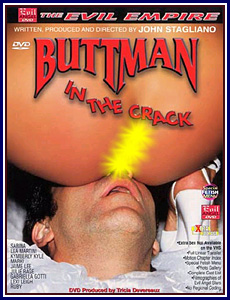 Buttman In the Crack Porn DVD
