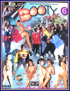 Booty Talk 6 Porn DVD