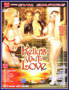 Kelly's Way To Love Porn DVD