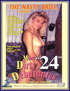 More Dirty Debutantes 24 Porn DVD