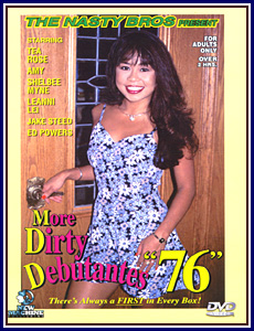 More Dirty Debutantes 76 Porn DVD