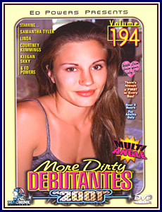 More Dirty Debutantes 194 Porn DVD