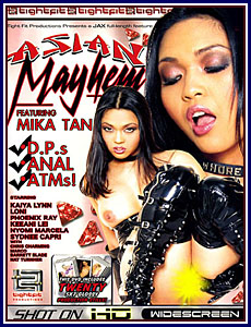 Asian Mayhem Porn DVD