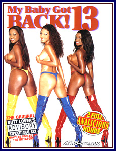 My Baby Got Back 13 Porn DVD