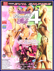 Beautiful Girls 4 Porn DVD