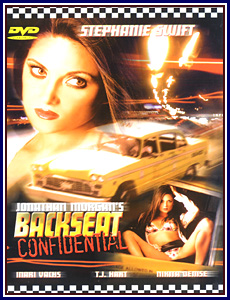 Backseat Confidential Porn DVD