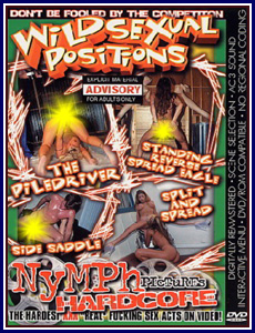 Wild Sexual Position Porn DVD