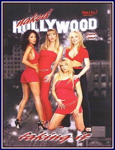 Naked Hollywood Porn DVD