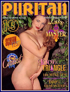 Puritan Video Magazine 19 Porn DVD