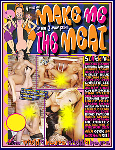 Make Me The Meat Porn DVD