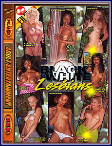 Black and White Lesbians Porn DVD