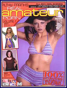 Real Amateur Porn Porn DVD