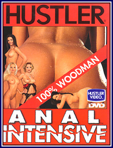 Anal Intensive Porn DVD