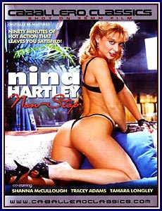 Nina Hartley Non Stop Porn DVD