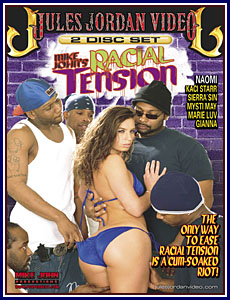 Racial Tension Porn DVD